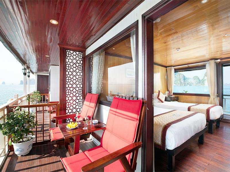 Balcony Suite Cabin