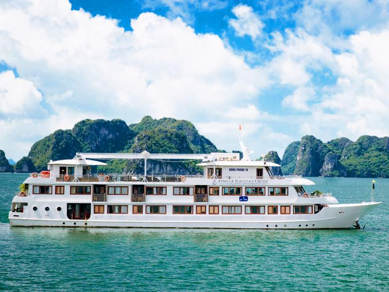 Athena Elegance Cruise 2 Days 1 Night Sleep On Boat