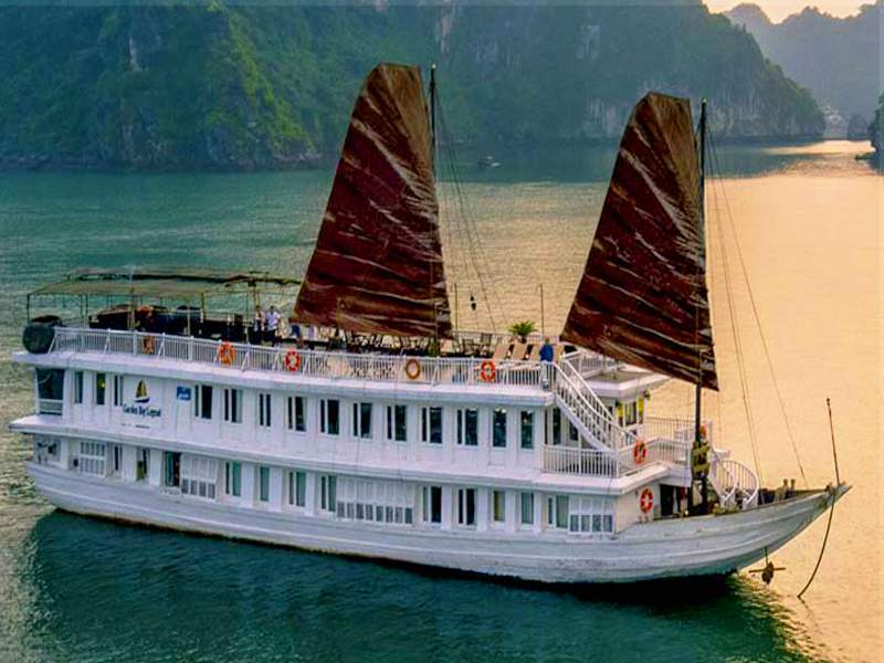 Garden Bay Legend Cruise 3 Days 2 Nights Sleep On Boat