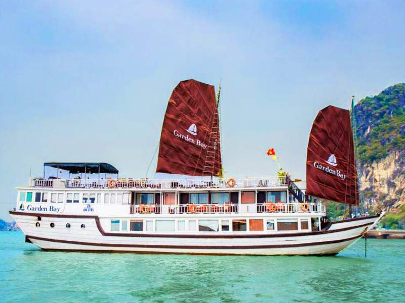 Garden Bay Luxury Cruise 3 Days 2 Nights Sleep On Boat