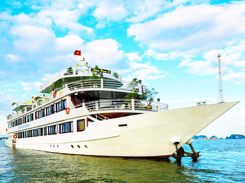 Halong Silversea Cruise - 2 Days 1 Night